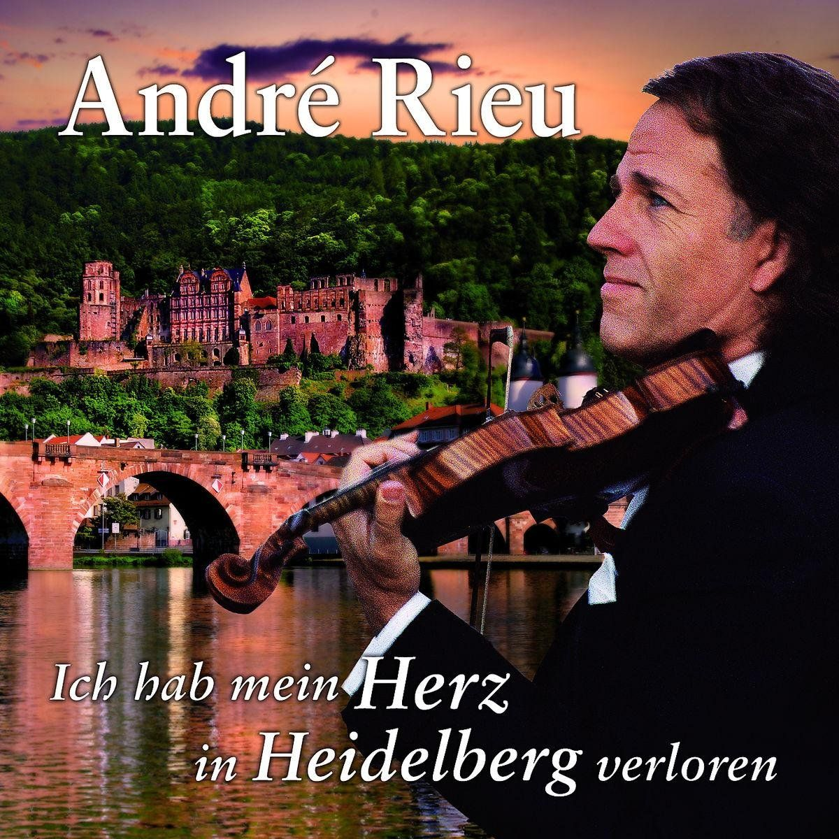 Andre Rieu. I Lost My Heart In Heidelberg андрэ рье andre rieu in love with maastricht