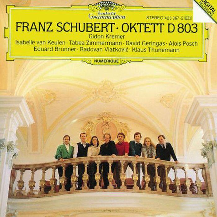 Alois Posch. Schubert: Octet D 803 alois jirásek filosofská historie