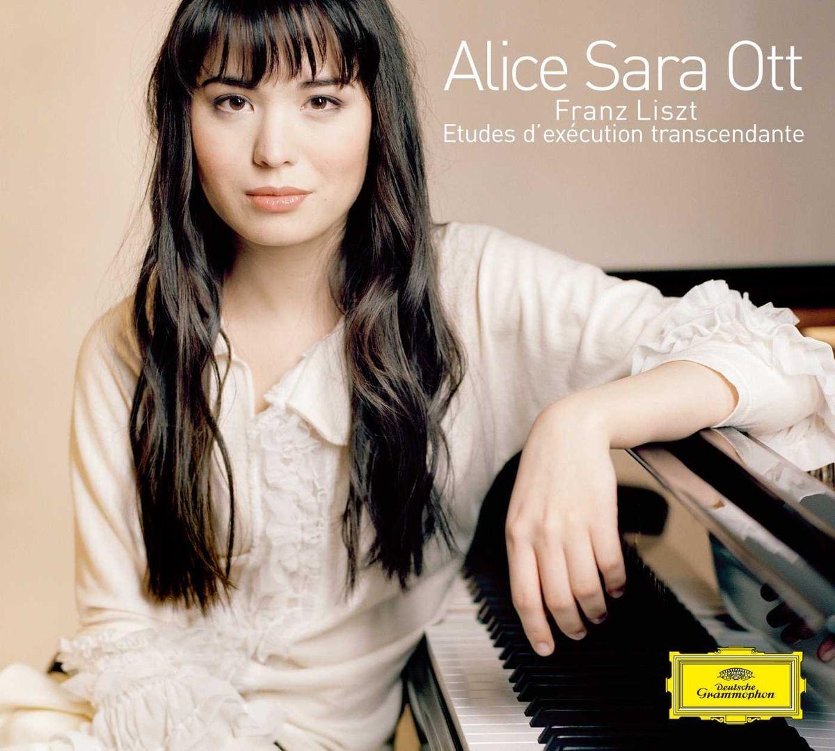 Alice Sara Ott. Liszt: Etudes