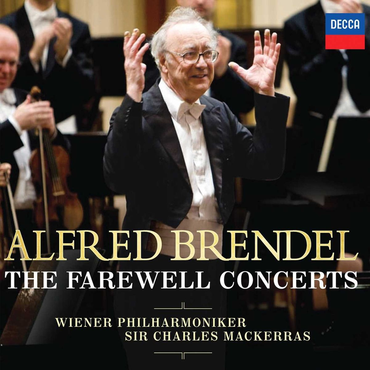 Alfred Brendel. The Farewell Concerts (2 CD) alfred brendel the farewell concerts 2 cd