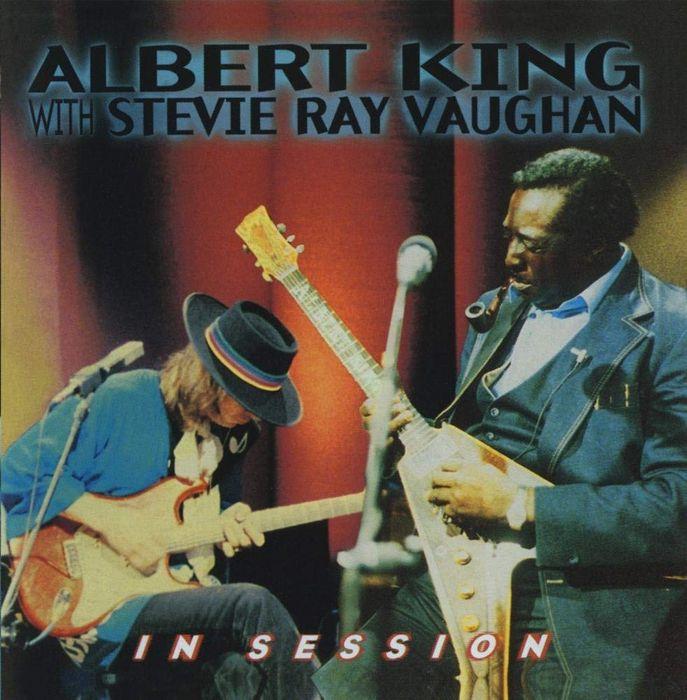 Альберт Кинг,Стиви Рэй Воэн Albert King, Stevie Ray Vaughan. In Session stevie ray vaughan stevie ray vaughan soul to soul