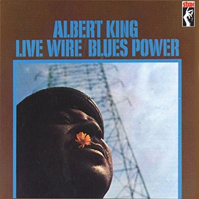 Albert King. Live Wire. Blues Power albert king albert king i get evil 2 lp