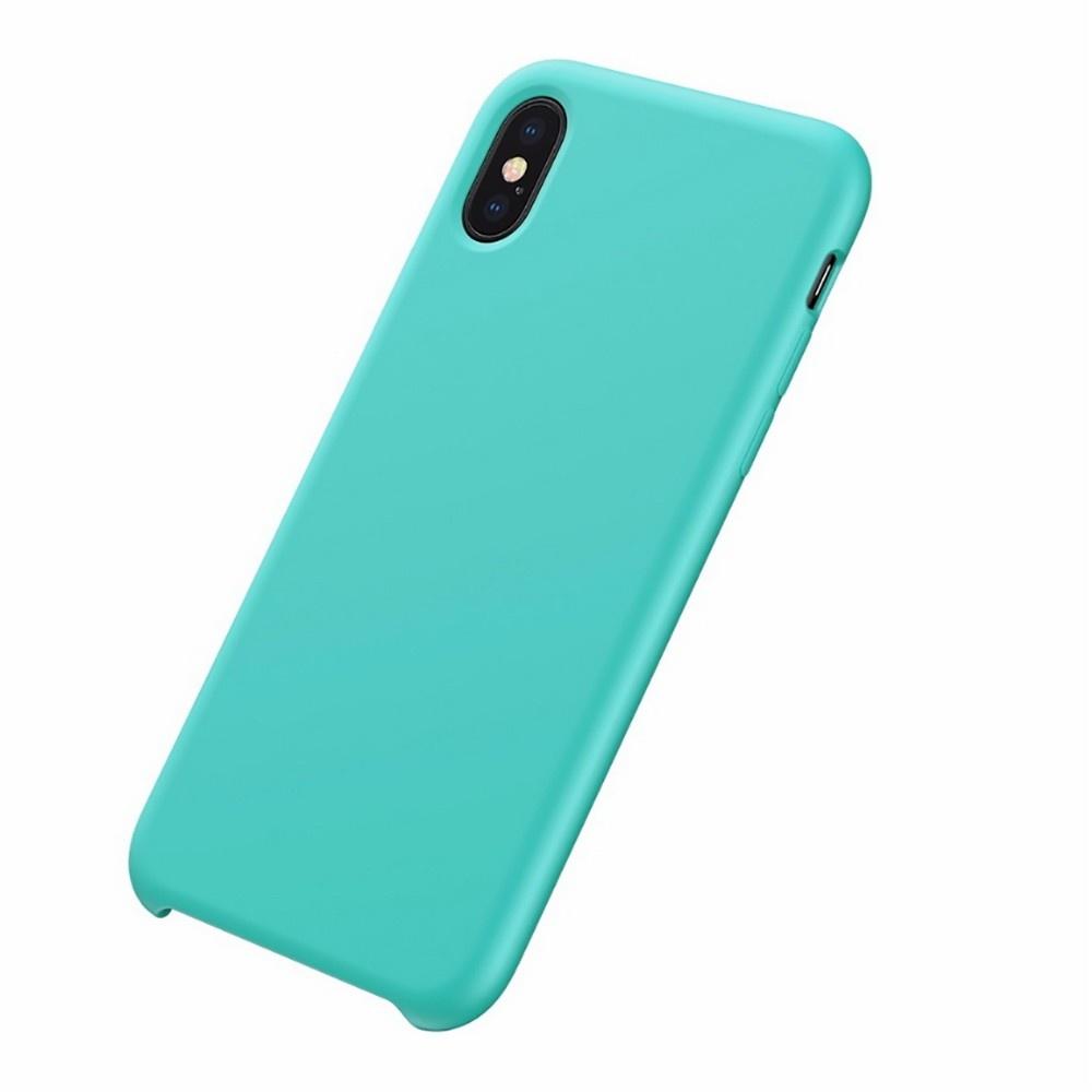 Чехол для сотового телефона Baseus WIAPIPH65-ASL03, бирюзовый