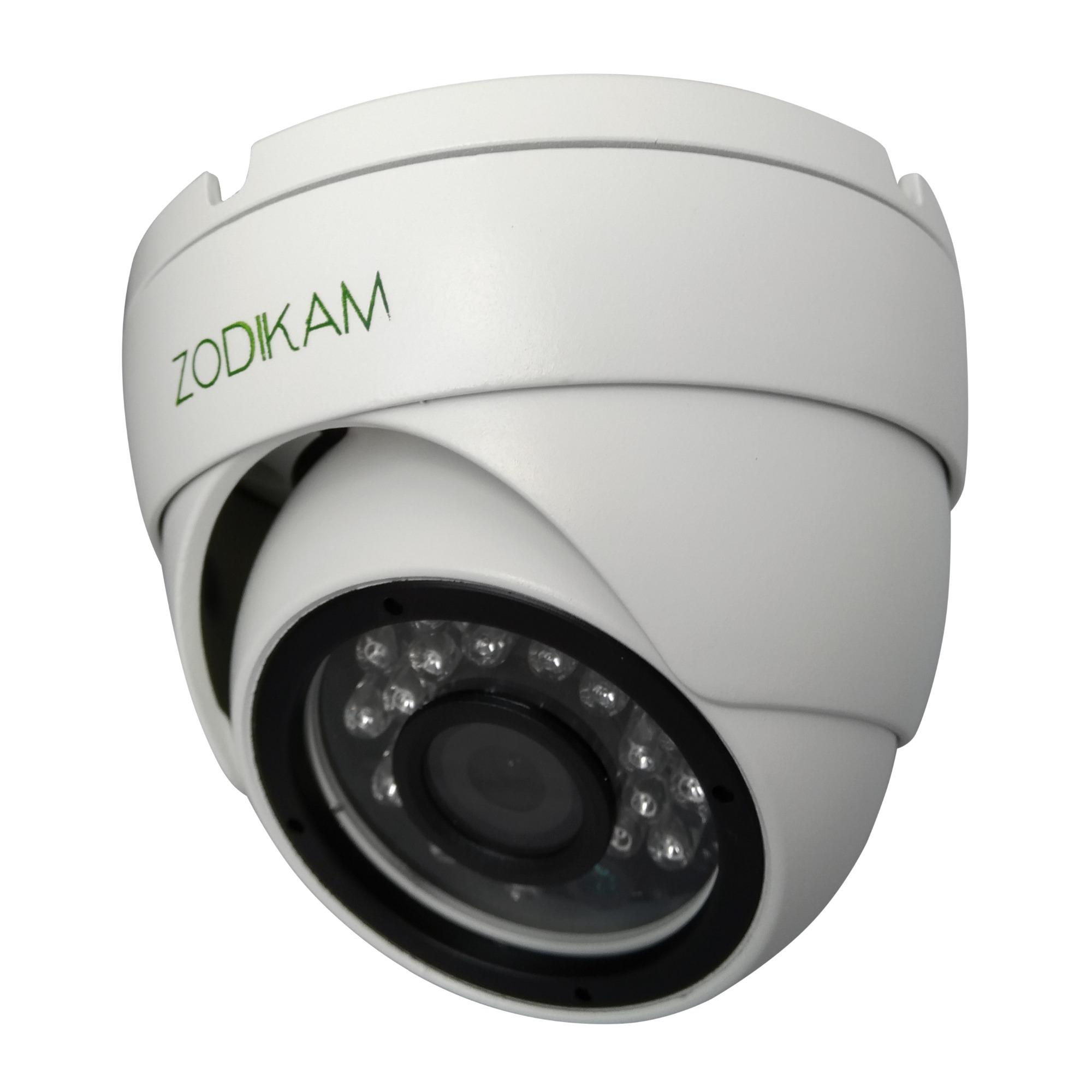 Камера видеонаблюдения Zodikam 3242-PM, белый