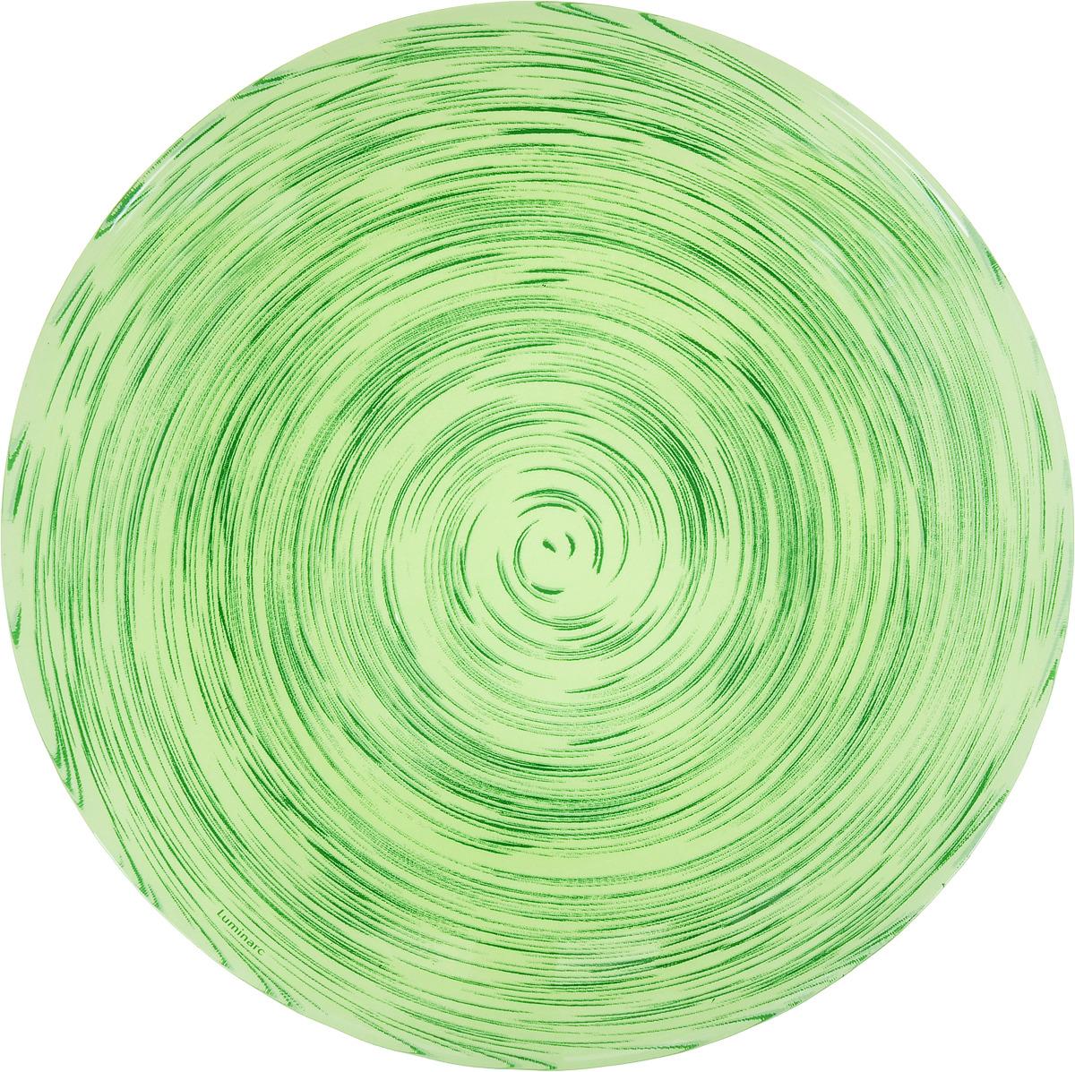 Тарелка суповая Luminarc Stonemania Pistache, диаметр 20 см luminarc суповая brush mania red 20 см