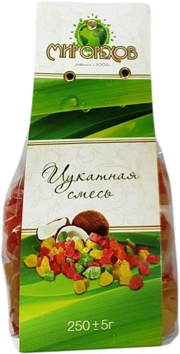 Смесь Мир орехов Цукатная, 250 г