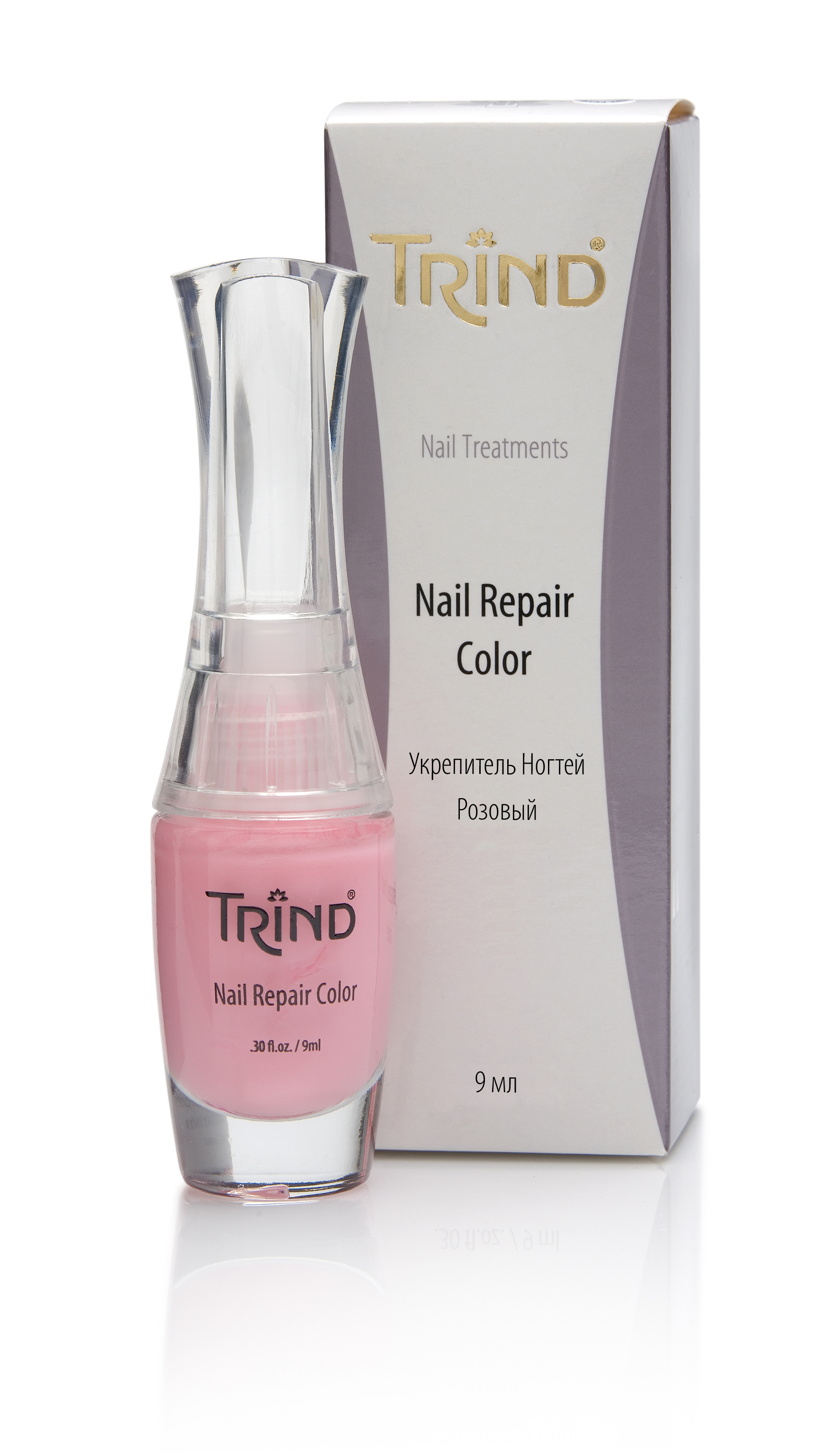 Nail Repair Pink Укрепитель для ногтей розовый TRIND недорого