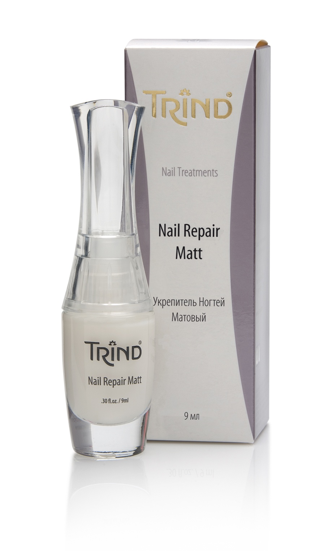 Nail Repair Matt Укрепитель ногтей матовый TRIND недорого