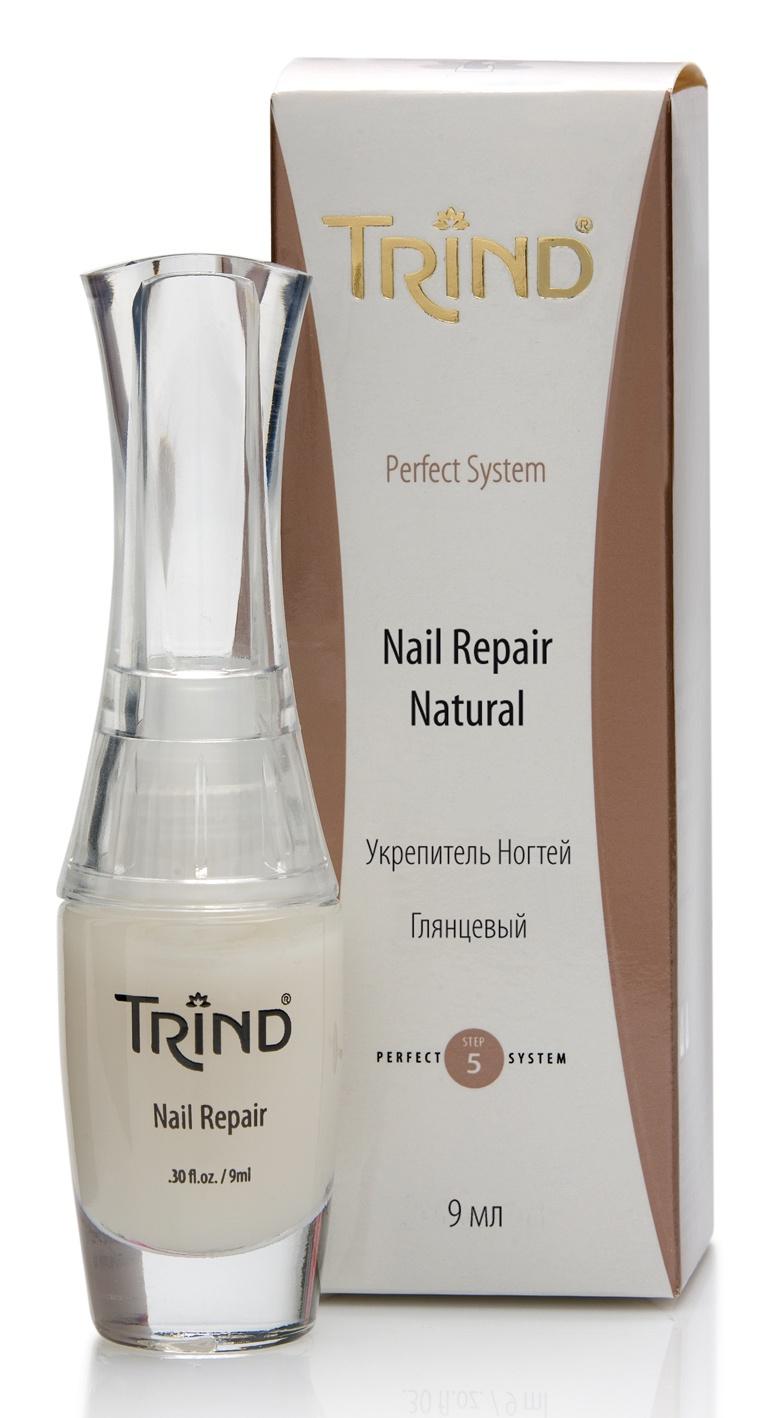 Nail Repair Natural Укрепитель ногтей натуральный TRIND недорого