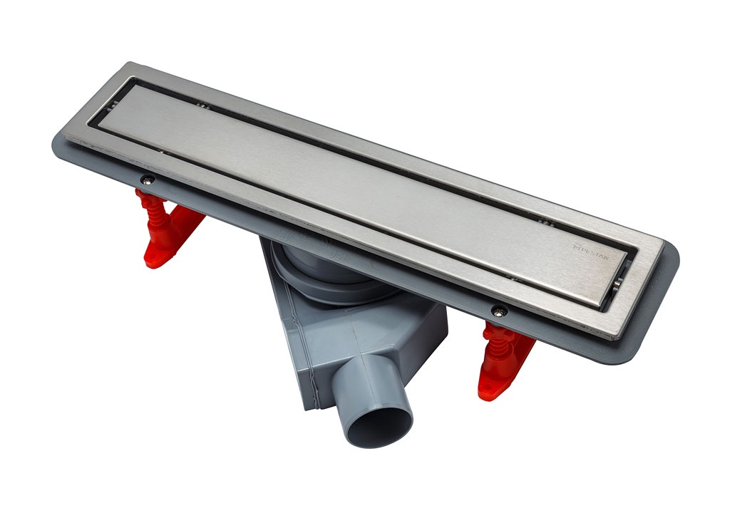 Трап для ванной комнаты Pestan Confluo Premium Line 13100002, 450мм душевой трап pestan square 1 mask 150 мм 13000073