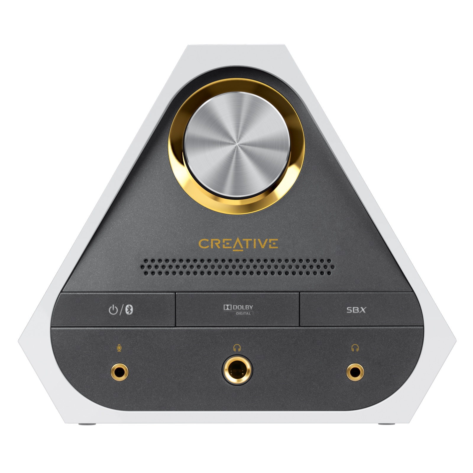 Звуковая карта Creative Sound Blaster X7 Limited Edition, белый