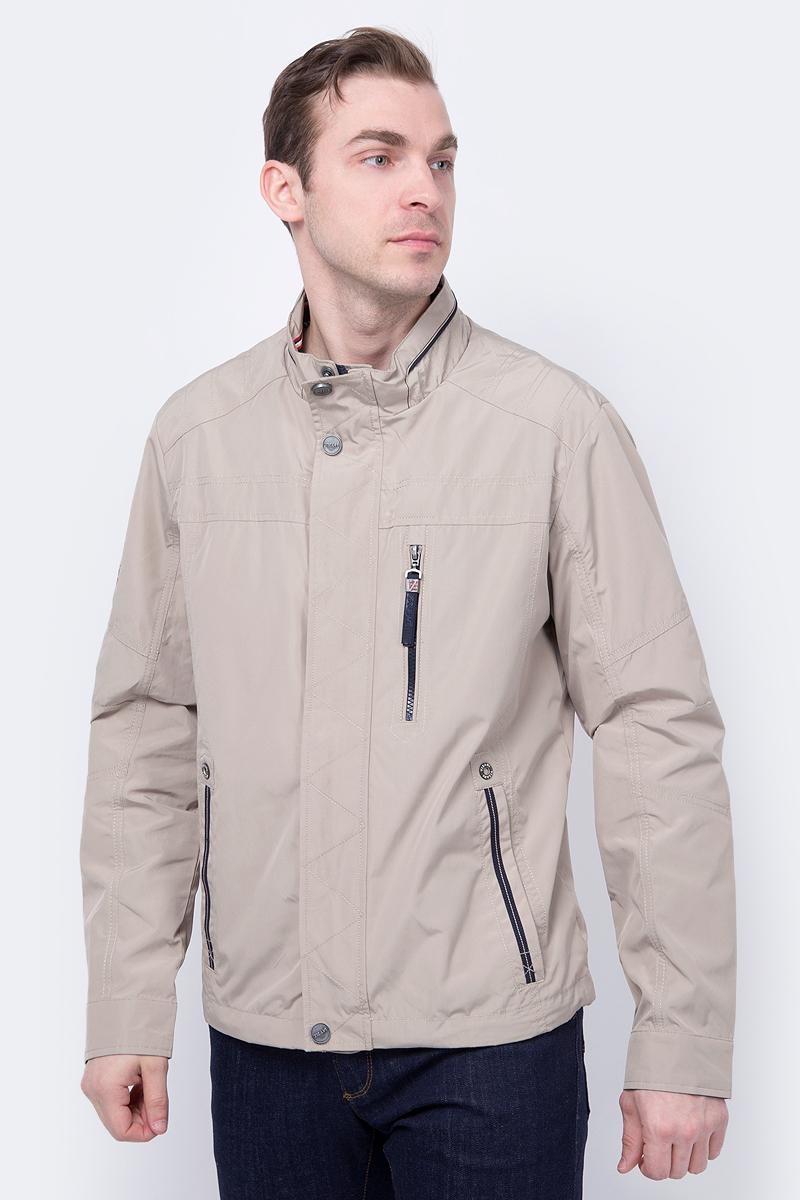 Куртка мужская Vizani, цвет: бежевый. 1510111_16#BEIGE. Размер 581510111_16#BEIGE