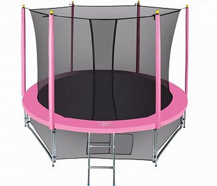 Батут Hasttings Classic Pink 10ft (3,05 м) розовый