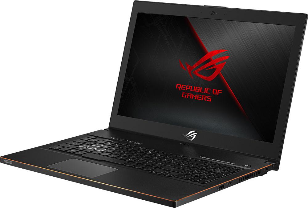 15.6 Игровой ноутбук ASUS ROG Zephyrus M GM501GM 90NR00F1-M01830, черный zephyrus ноутбук