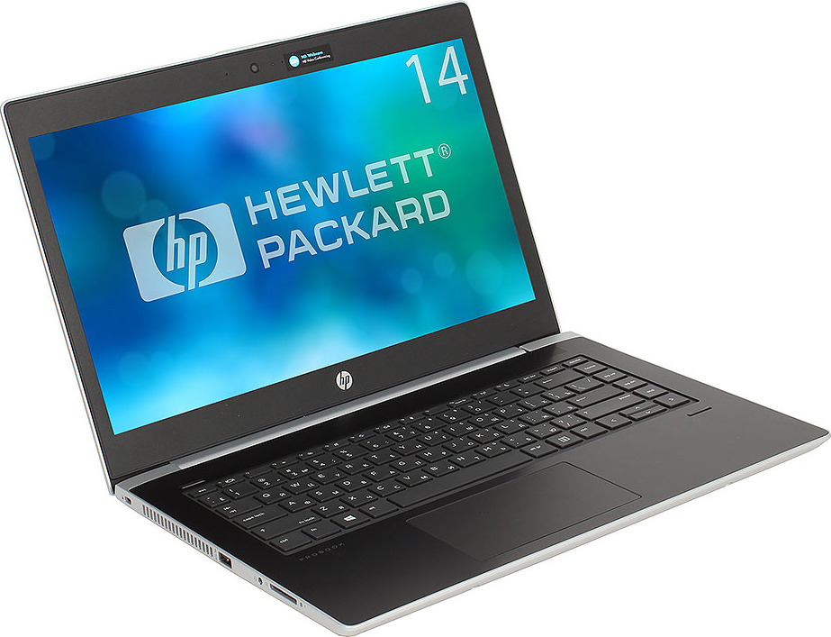 Ноутбук HP ProBook 440 G5, 2RS35EA, 14, серебристый hp probook 430 g5 core i3 8130u 2 2ghz 13 3 fhd 1920x1080 ag 4gb ddr4 1 128gb ssd 48wh ll fpr 1 5kg 1y silver dos 3qm67ea acb