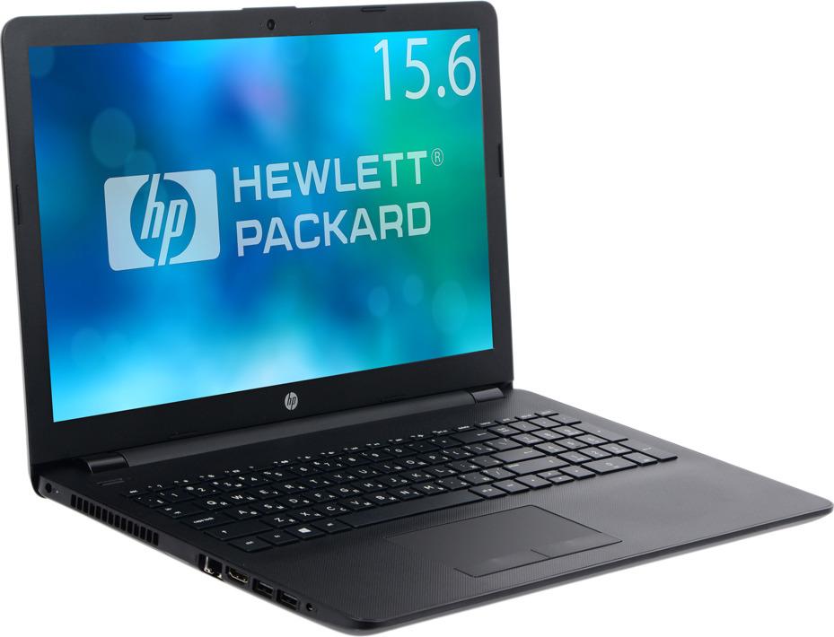 15.6 Ноутбук HP 15-ra063ur 3QU49EA, черный цена