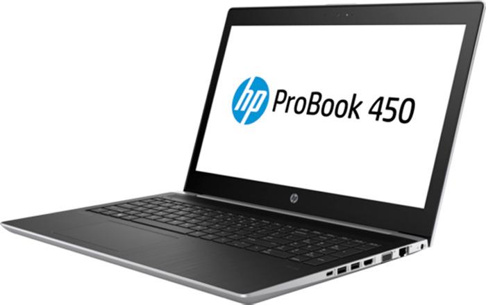 Ноутбук HP ProBook 450 G5 3QM71EA, серебристый msi original zh77a g43 motherboard ddr3 lga 1155 for i3 i5 i7 cpu 32gb usb3 0 sata3 h77 motherboard