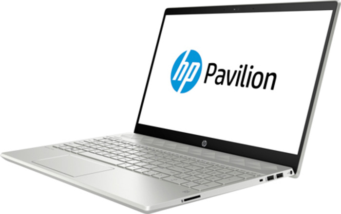 15.6 Ноутбук HP Pavilion 15-cs0030ur 4JU86EA, серебристый