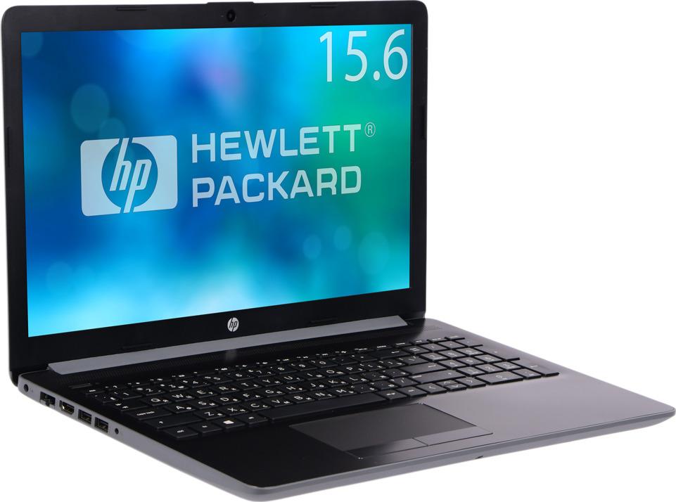 Ноутбук HP 15-da0149ur 4JV01EA, серый ноутбук hp 15 da0149ur