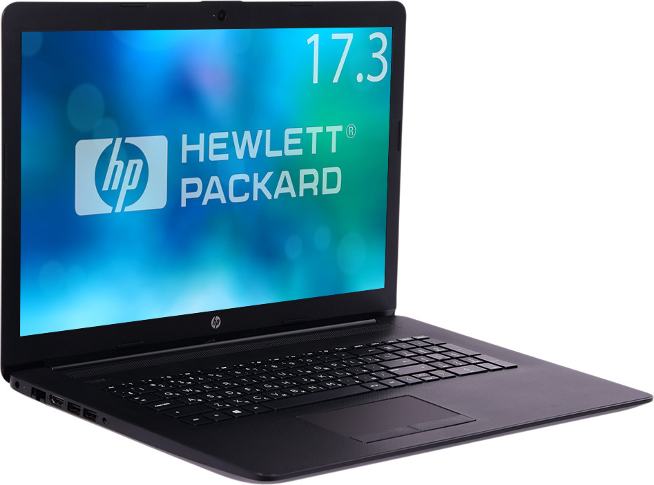 Ноутбук HP 17-by0010ur, 4KF37EA, 17.3