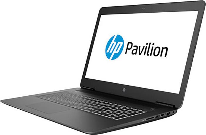 Игровой ноутбук HP Pavilion Gaming 17-ab401ur, 4GW31EA, 17.3
