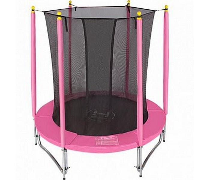 цена на Батут Hasttings Classic Pink 6ft (1,82м) розовый