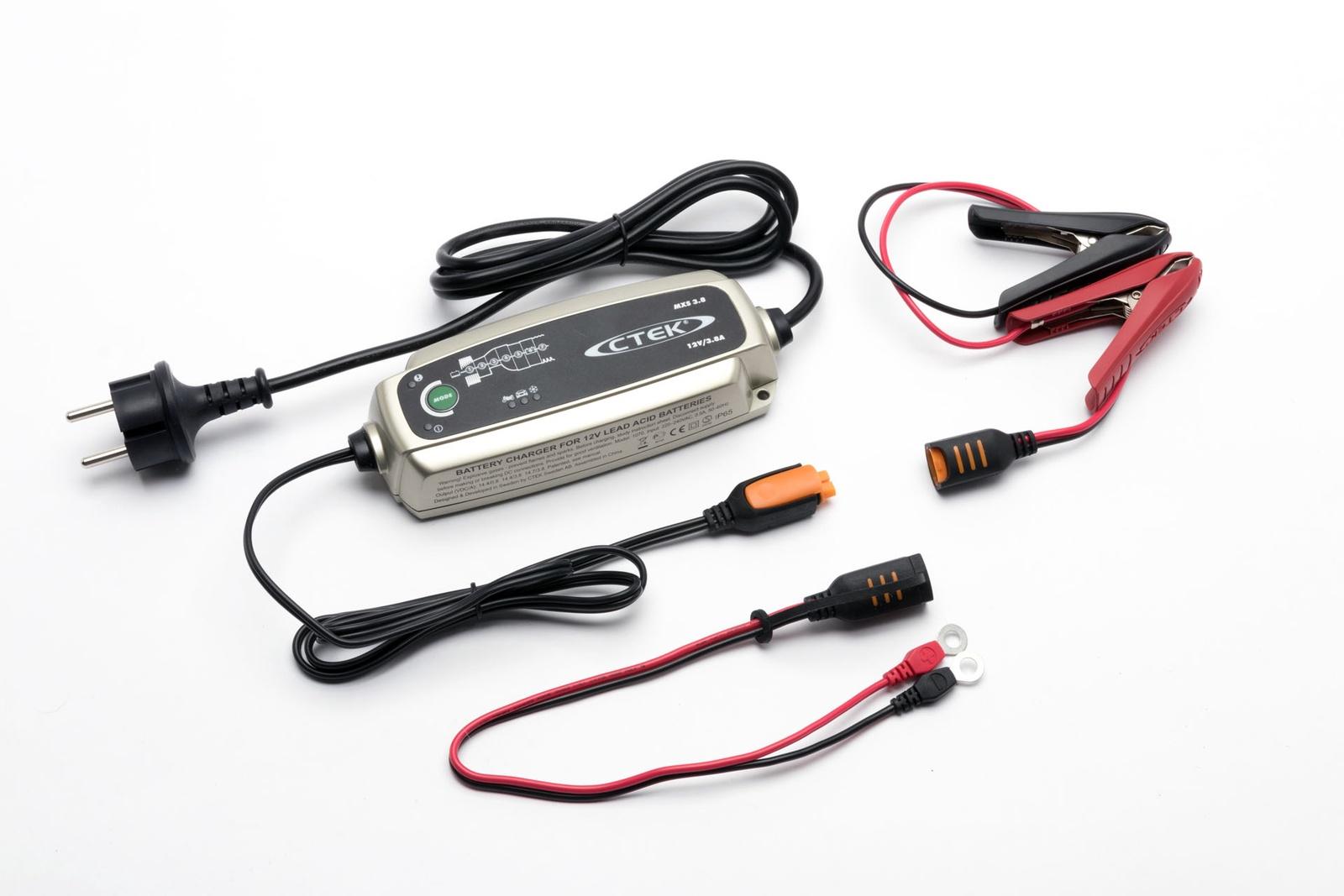 Автомобильное зарядное устройство CTEK MXS 3.8