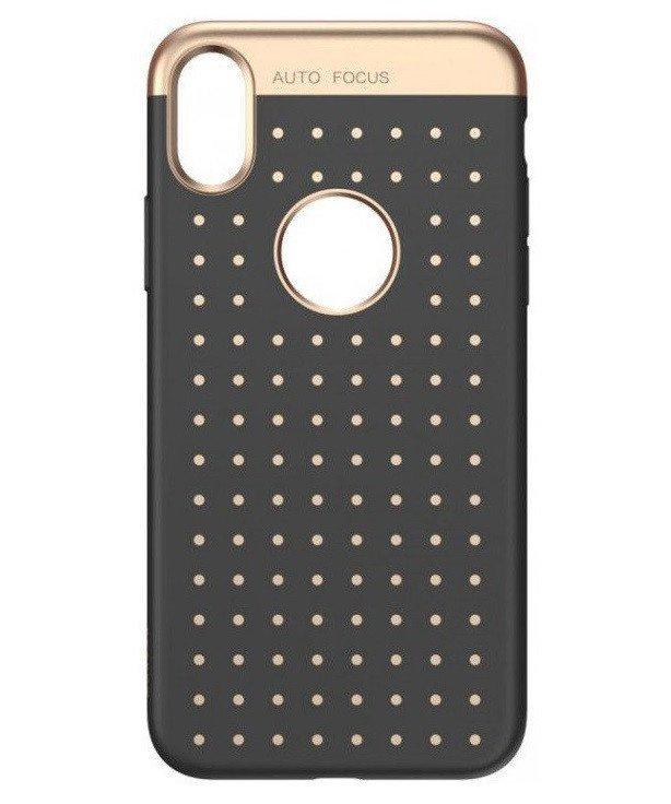 Чехол для сотового телефона Baseus WIAPIPHX-ST01, черный case lighting k9