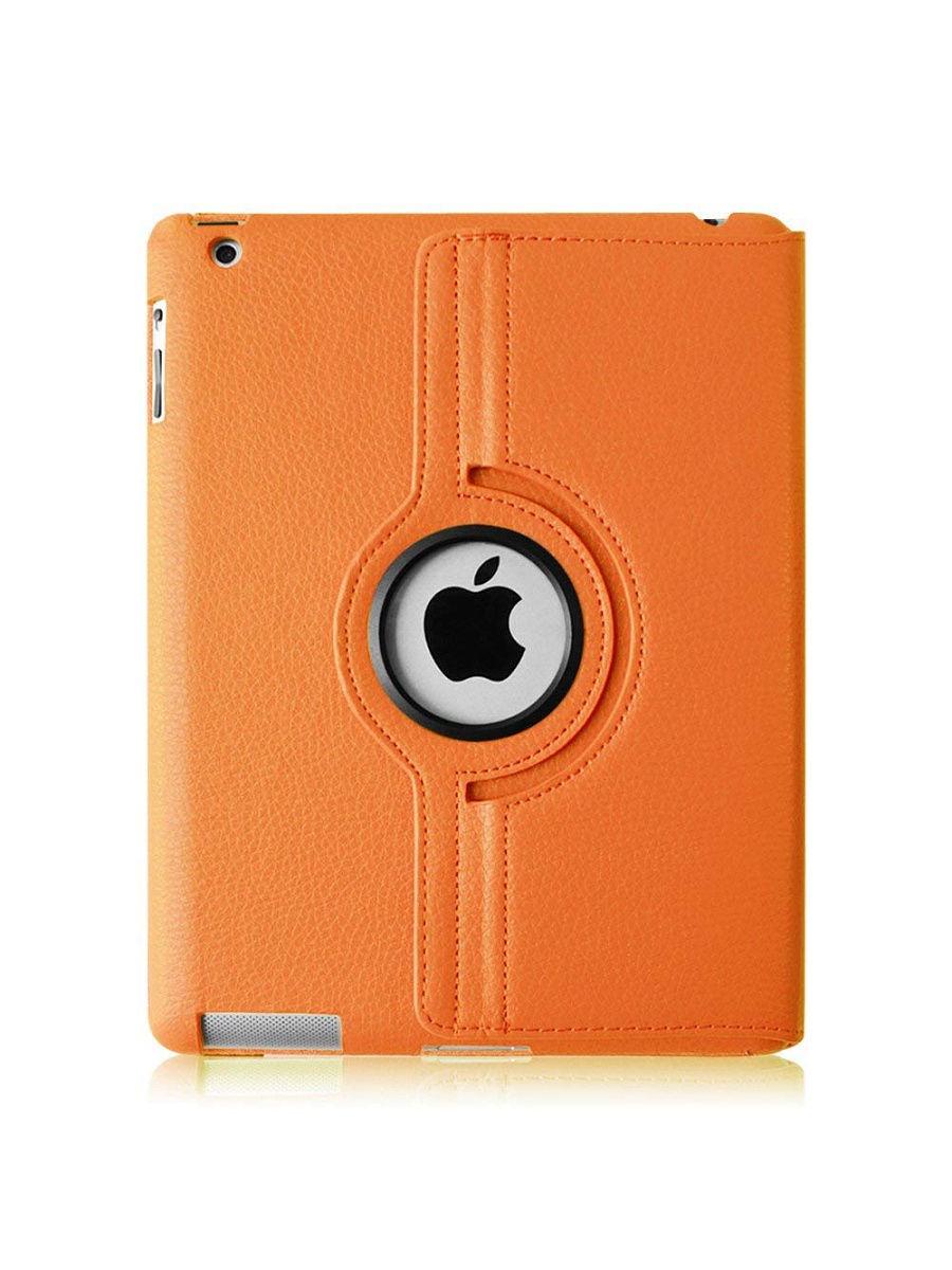 Поворотный чехол With Love. Moscow для Apple iPad 2 / 3 / 4 Rotator. Оранжевый