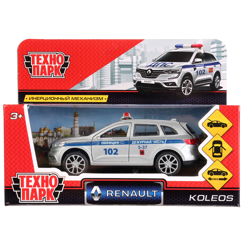 Машинка-игрушка Технопарк KOLEOS-P