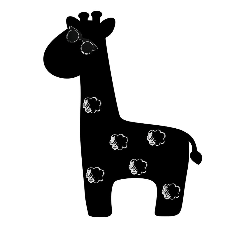 Доска меловая Мел Посмел K63, черный