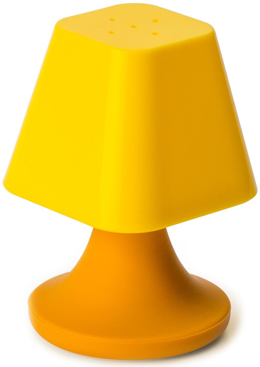 Набор для специй Silicone Zone Tasty Curry Shaker, SZ12-KS11806-AA, желтый, 2 предмета