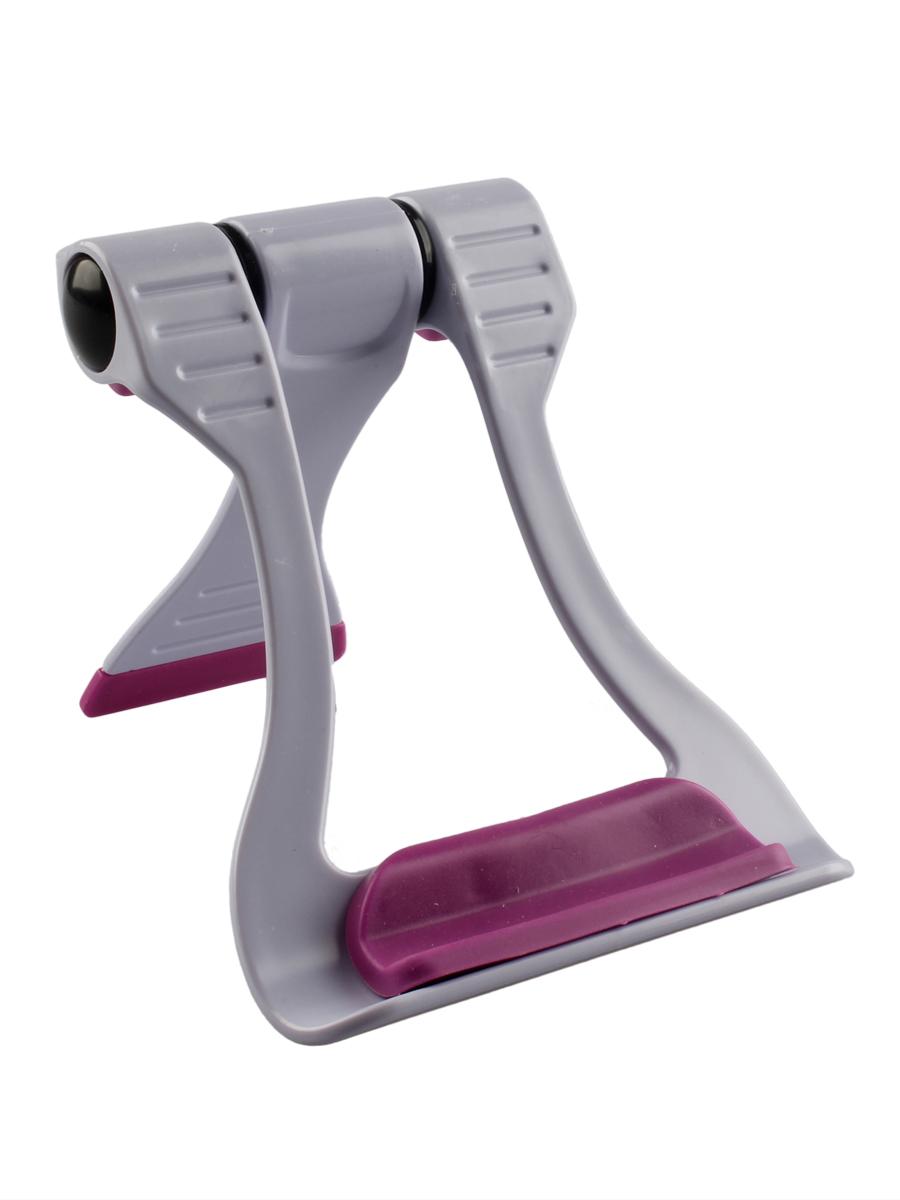 Подставка для планшета TipTop 4605170015272, фиолетовый, серый