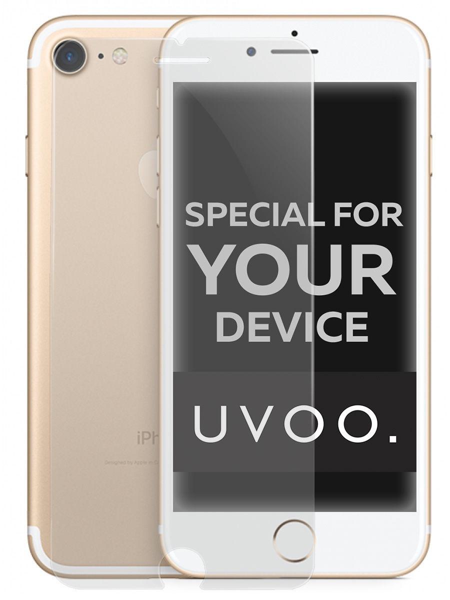 Защитное стекло UVOO 2D для Apple iPhone 7/8, прозрачный