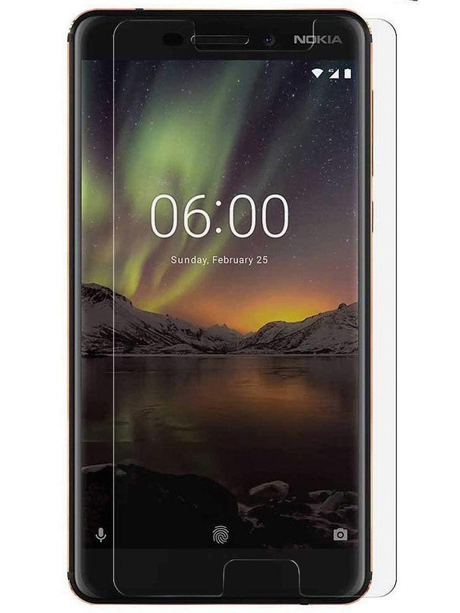 Защитное стекло UVOO 2D для Nokia 5, прозрачный