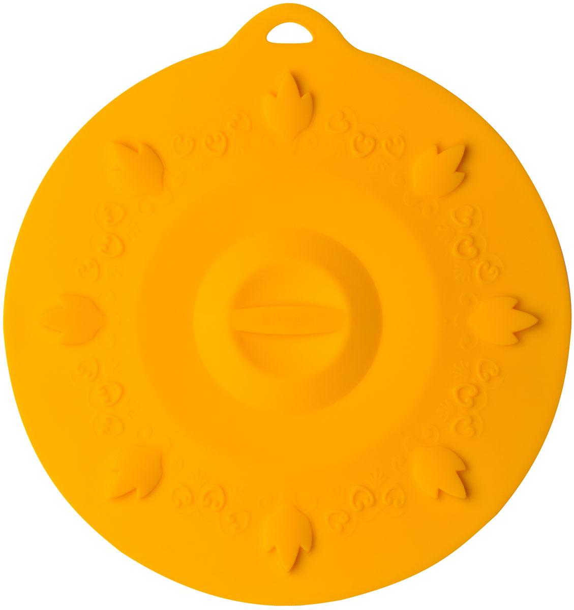 Крышка Apollo Genio Pattern, PTR-20-O, оранжевый, диаметр 20 см