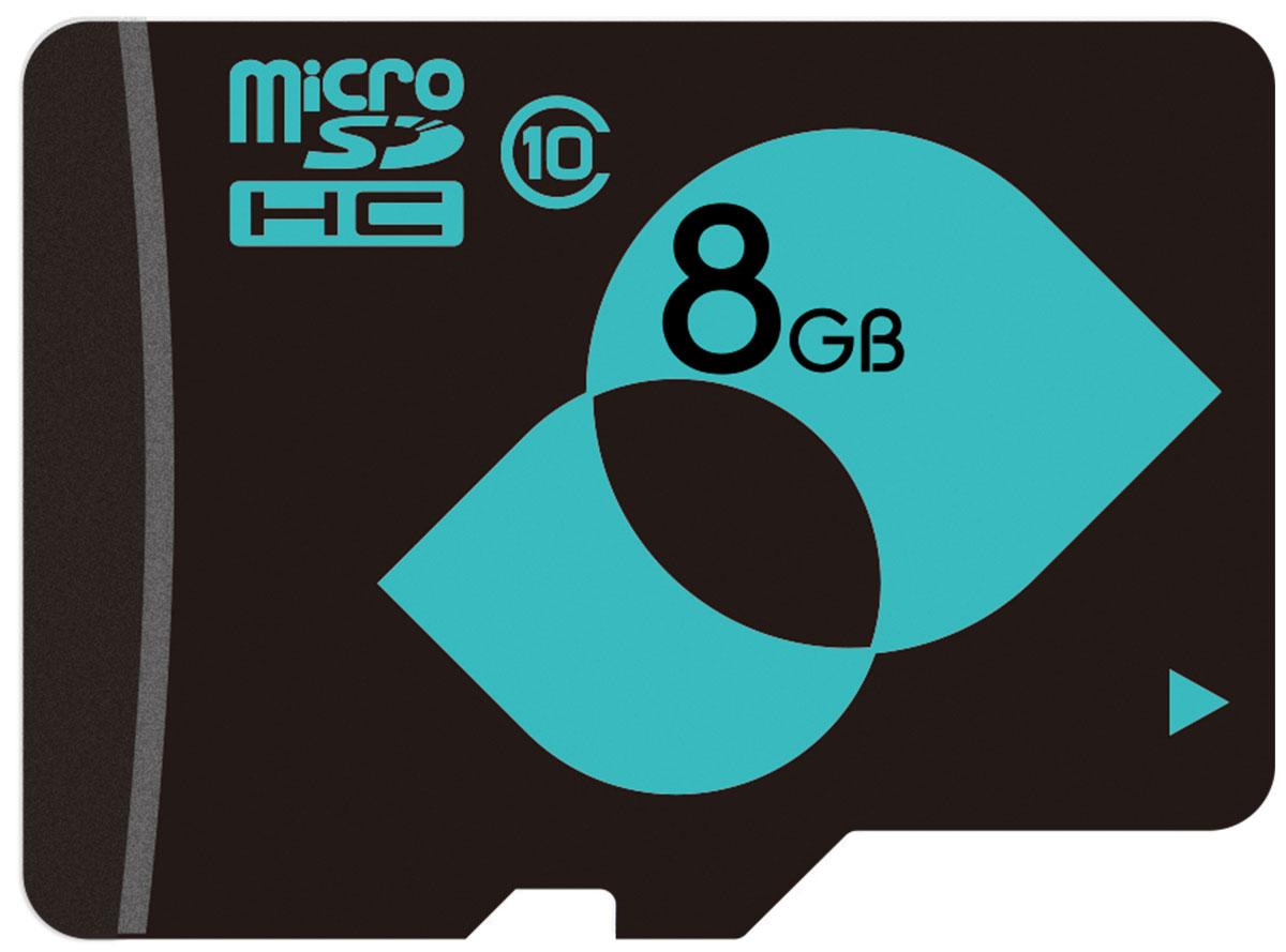 Карта памяти 8ГБ Class 10 U1(без адаптер) microSDHC UHS-I карта памяти perfeo microsdhc cl 10 8 гб