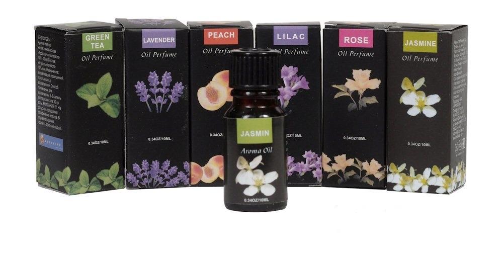 Набор для ароматерапии Индокитай FE010012 масла индокитай аромамасло 6 ароматов по 10 мл