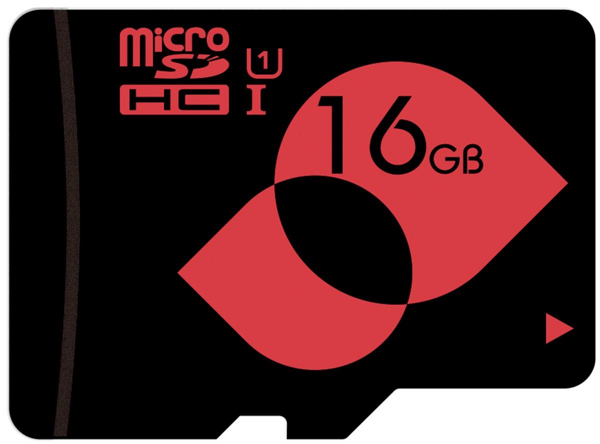 Карта памяти MENGMI 16ГБ Class 10 U1 (без адаптер) microSDHC UHS-I 1DH55X7B6B стоимость