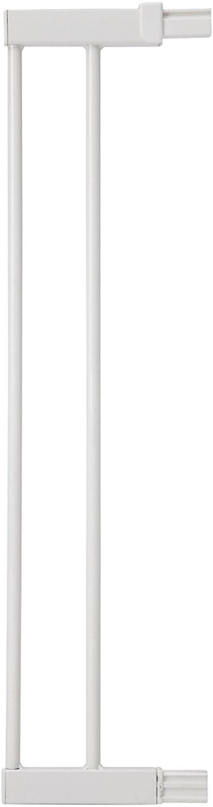 Дополнительная секция Safety 1st Pressure Gare Easy Close Metal plus 14 см белый