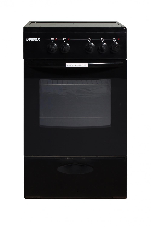 Плита REEX CSE-53 Bk, черный