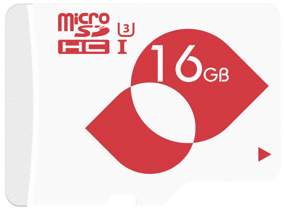 Карта памяти MENGMI 16ГБ Class 10 U3 (без адаптер) microSDHC UHS-I 1DH563EJ5B стоимость