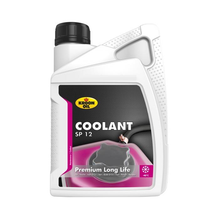 Антифриз Kroon-Oil Coolant SP 12, красный