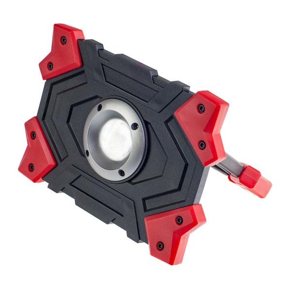 Прожектор Work Light, красный