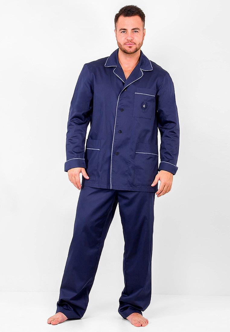 Пижама Greg водолазка мужская greg horman цвет коричневый 2 172 20 3702 размер s 46