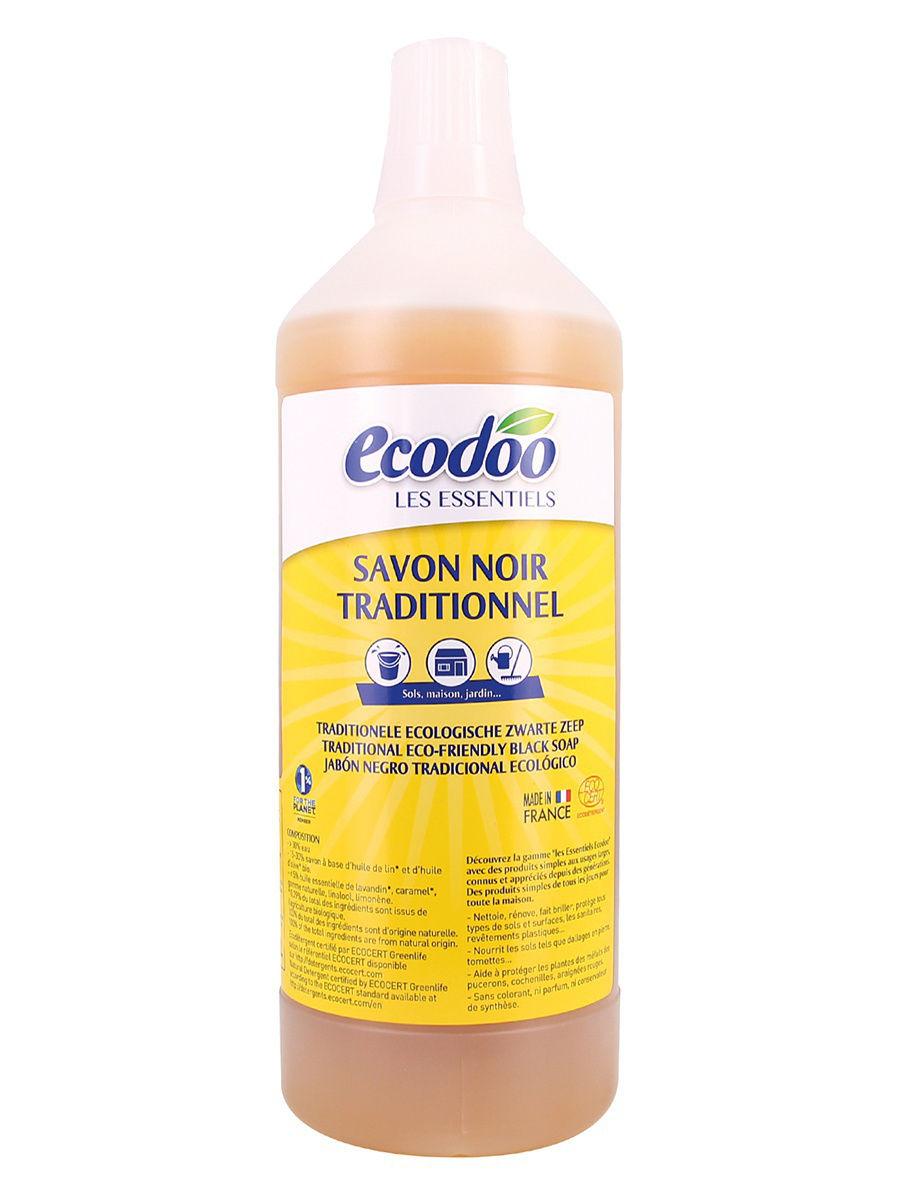 Мыло для стирки Жидкое мыло хозяйственное ECODOO 05.4133