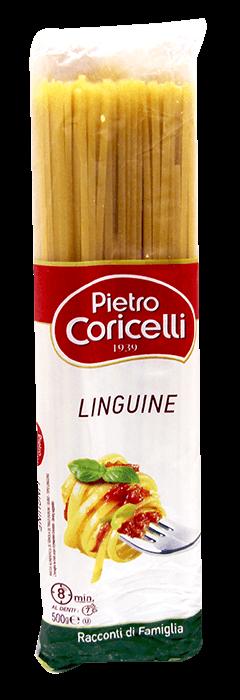 Макароны Pietro Coricelli Лингвини лонгслив pietro filipi pietro filipi pi028ewcpjd8
