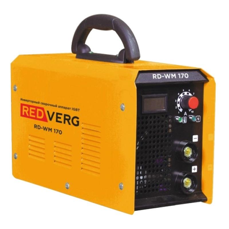 Сварочный аппарат RedVerg RD-WM 170 сварочный аппарат foxweld корунд 170 мини