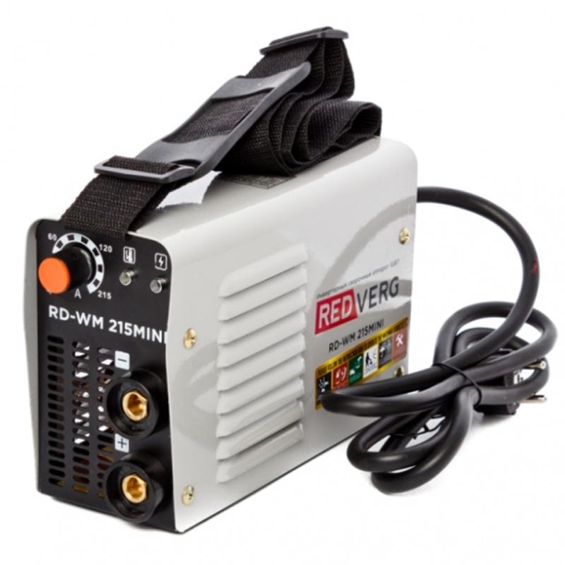 Сварочный аппарат RedVerg RD-WM 215MINI стоимость