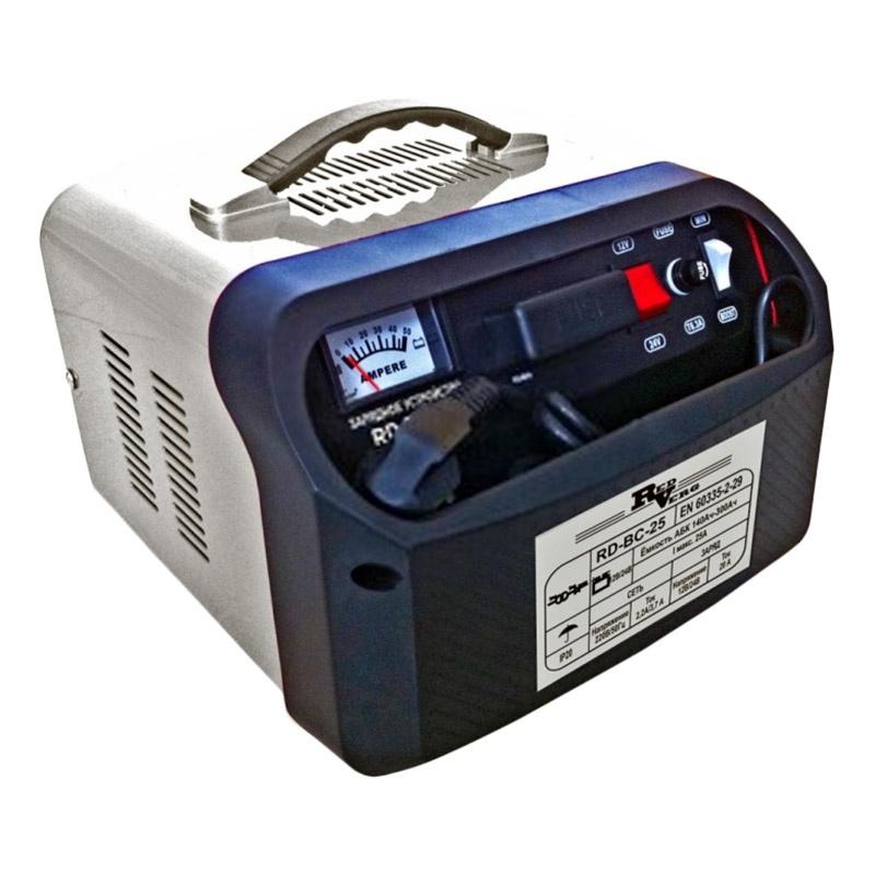 Зарядное устройство для электроинструмента RedVerg RD-BC-25